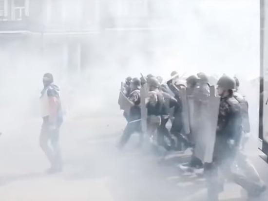 К годовщине трагедии 2 мая в Одессе начали стягивать тысячи силовиков