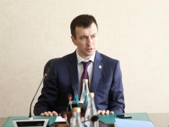 Стала известна причина задержания министра экономики Дагестана