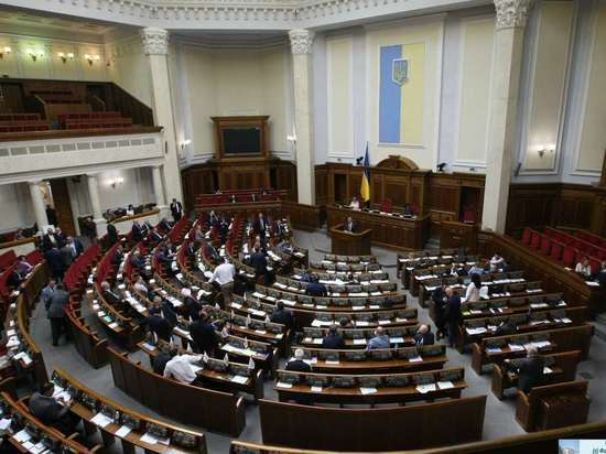 На Украине не исключили внеочередных выборов в Верховную Раду