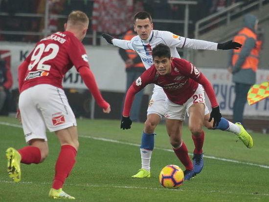 Московский «Спартак» второй год подряд лидирует по количеству травм в российской премьер-лиге.
