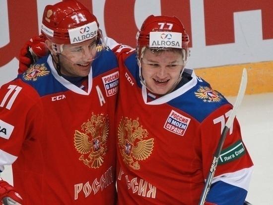 Илья Ковальчук будет капитаном сборной России на чемпионате мира по хоккею