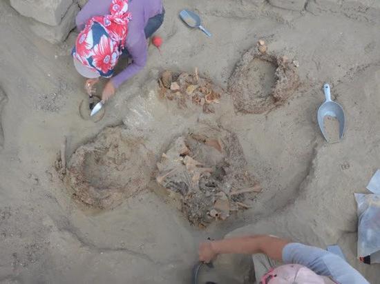 Следы «сражения инков с мумиями» обнаружены в Перу