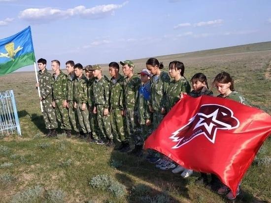 В Яшкульском районе Калмыкии найдены останки еще восьми красноармейцев