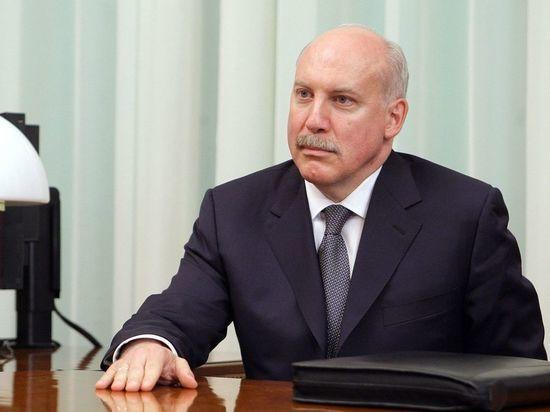 Путин назначил Мезенцева вместо Бабича послом в Белоруссии