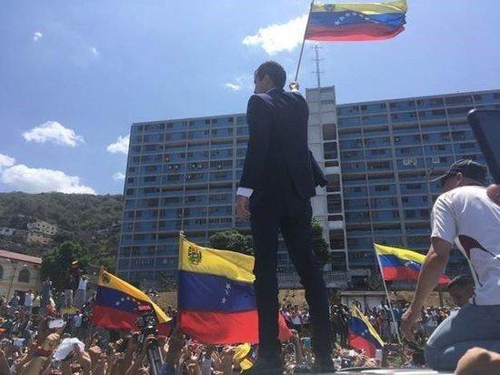 СМИ: в Венесуэле остановили работу CNN и Би-Би-Си