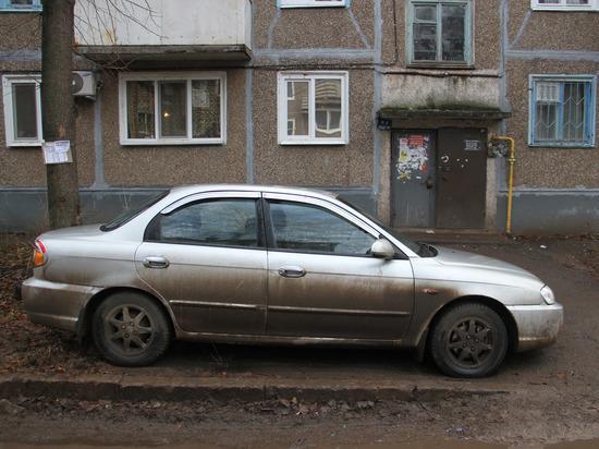 В Башкирии за стоянку на газонах собрали 3,9 млн штрафов