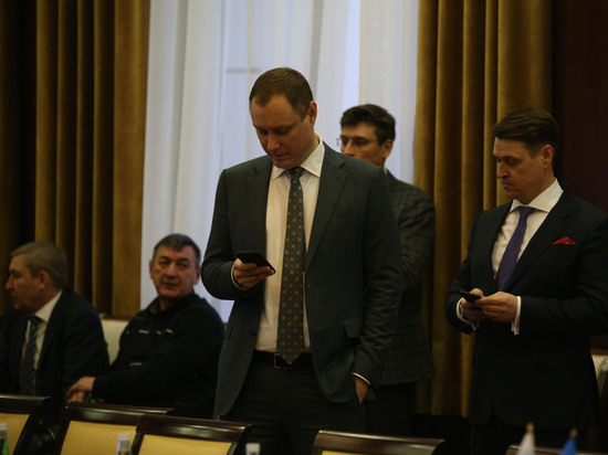 Сергей Новиков уволился заслуженным экономистом Башкирии