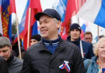 Губернатор Андрей Травников отметил Первомай с новосибирцами