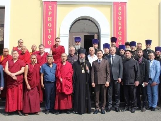 В Калмыкии поведут конкурс на тему дружбы народов