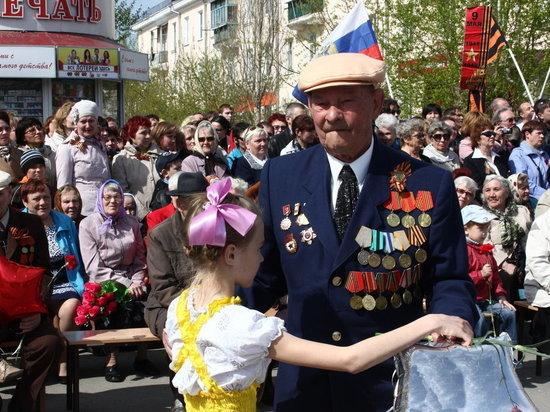 Калмыцкие ветераны станцуют вальс Победы