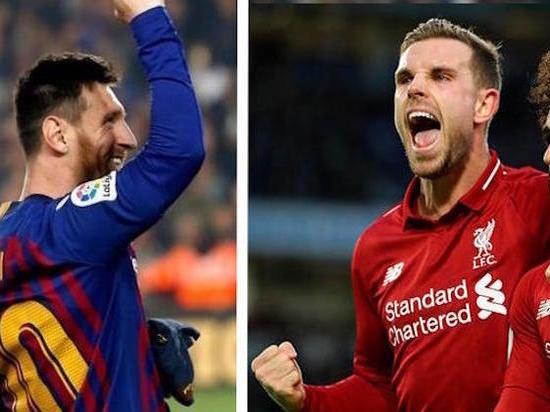 «Барселона» – «Ливерпуль»: битва в храме футбола будет жесткой