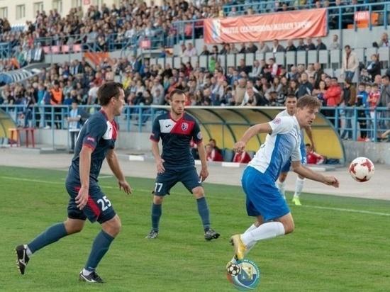 Футбол в Крыму: после 23-го тура