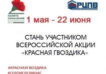 Жители Ямала могут помочь ветеранам, надев «красные гвоздики»