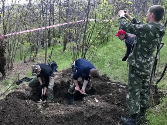 Поисковики Ямала заступили на «Вахту памяти»