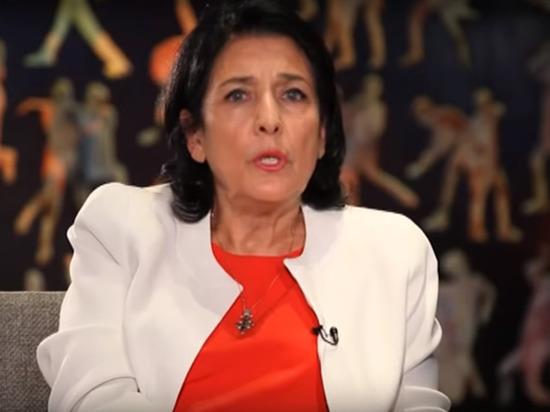 Президент Грузии раскритиковала идею создания в стране базы НАТО