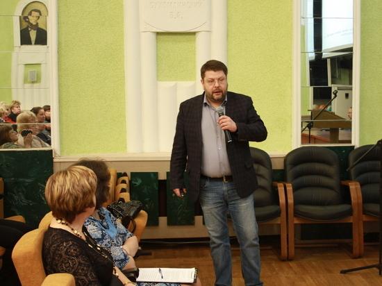 В Воронеже обсудили вопросы развития речи школьников