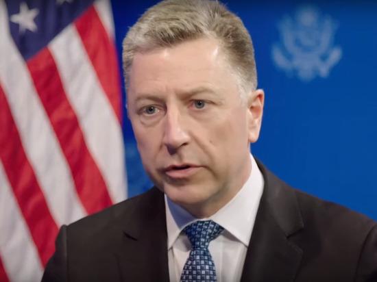 США предостерегли Зеленского от необдуманных шагов в Донбассе