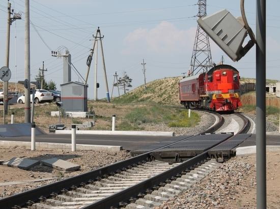 Под Саранском закроют железнодорожный переезд