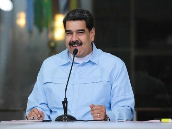 После первомайских демонстраций Мадуро заявил, что победил мир