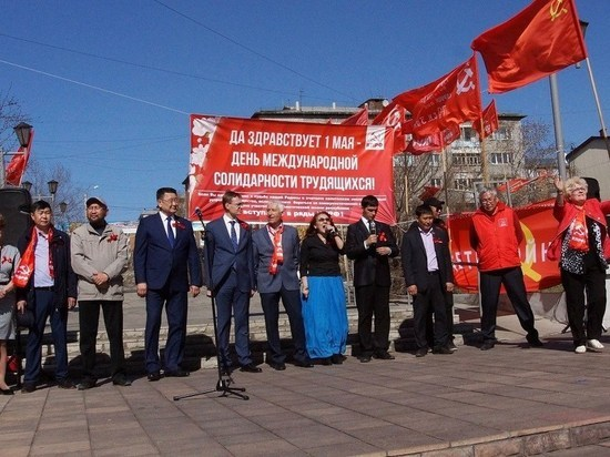 Коммунисты Бурятии призвали к созданию коалиционного правительства народного доверия