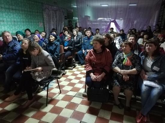 Погорельцы Забайкалья: Если бы был свет, большую часть домов бы спасли