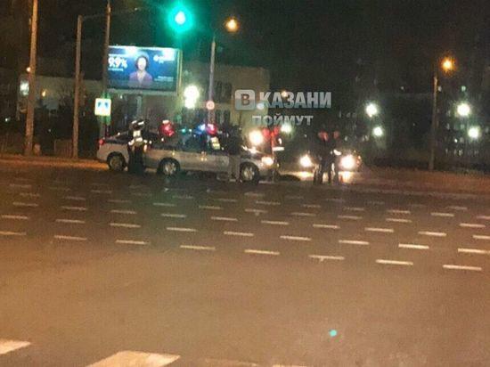 В Казани скрывшегося с места смертельного ДТП водителя задержали