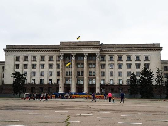 Пятилетие пожара в одесском Доме Профсоюзов гражданин России Евгений Мефедов  встречает за решёткой
