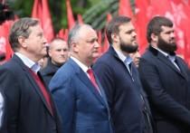 Игорь Додон: Мы обязаны служить своему народу!