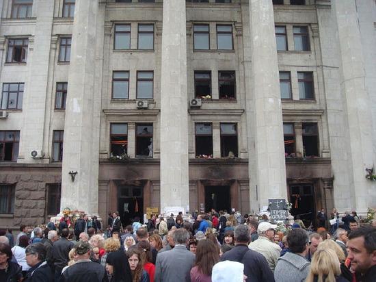 Массовые акции в Одессе собрали 4,5 тыс. участников
