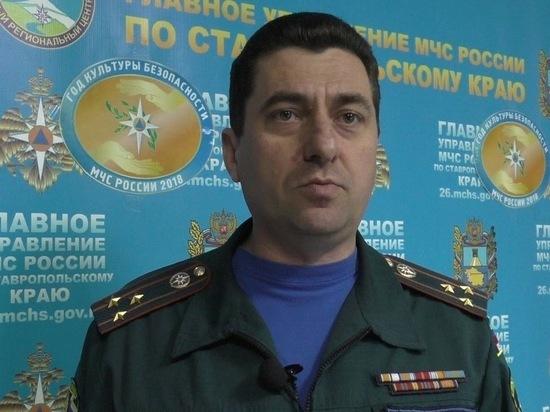 Президент РФ назначил нового руководителя МЧС Югры