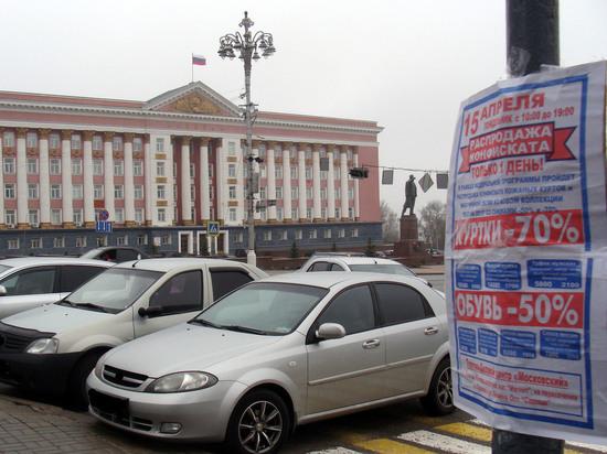 Курская битва с незаконной рекламой