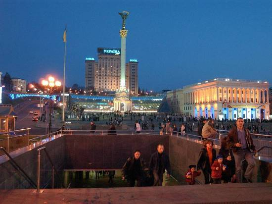 """Украина мечтает о независимости"""