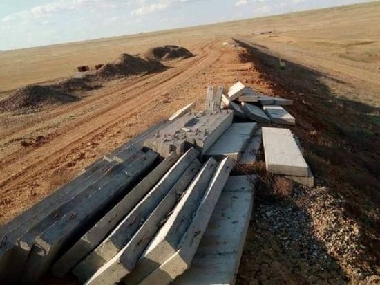 Дефицит воды в степной Калмыкии заметили «наверху»