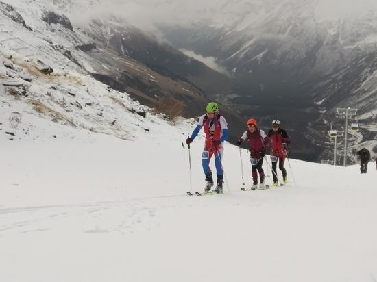 Росгвардейцы стартовали с побед в Red Fox Elbrus Race-2019
