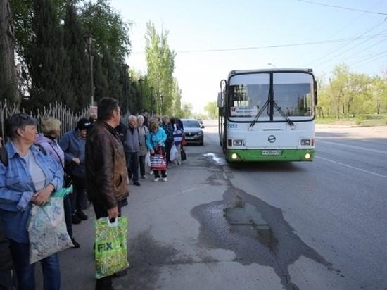 Волгоградским дачникам социальные проездные помогают экономить