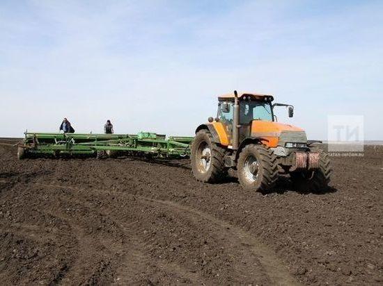 Ахметов обещал вывести посевные работы на максимальную производительность