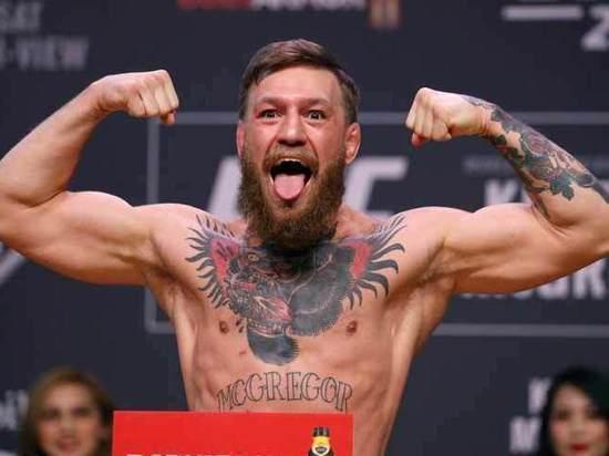 Серроне вызвал на поединок экс-чемпиона UFC Макгрегора