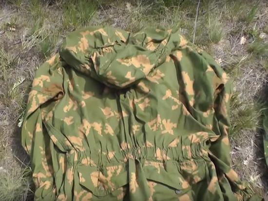 Во время похода на природу надо надевать яркую одежду
