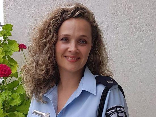 Сержант полиции со внешностью кинозвезды