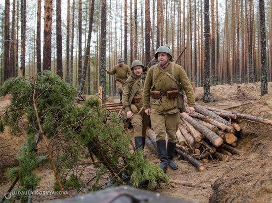 В Олонецком районе состоялся бой