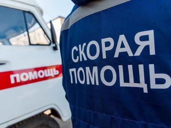 Бензовоз врезался в пассажирский автобус в Волгограде