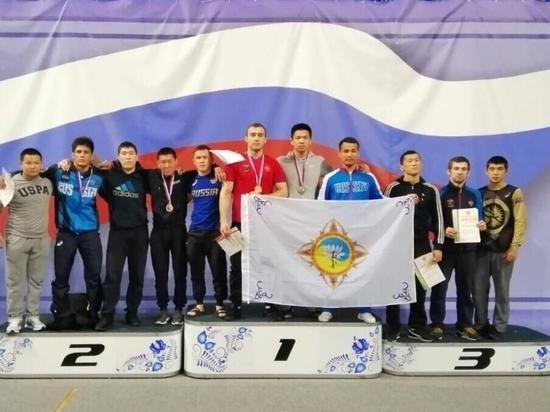Калмыцкие студенты завоевали медали всех проб