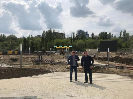Волгоградцы в соцсетях обсуждают инспекцию Бочарова в центре