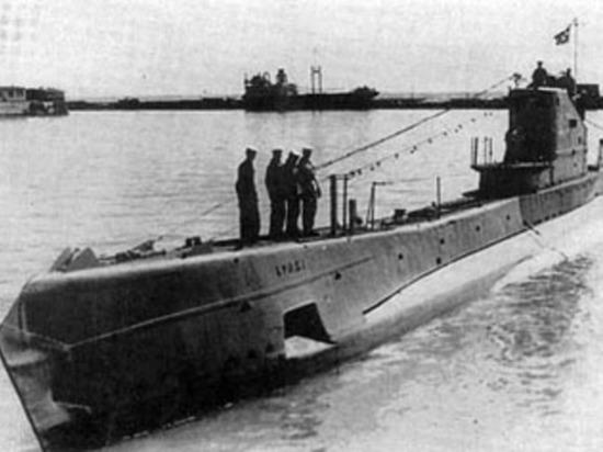 На дне Финского залива обнаружили затонувшую советскую подлодку