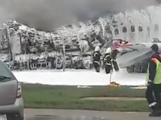 Пассажирка жаловалась на этот самолет неделю назад