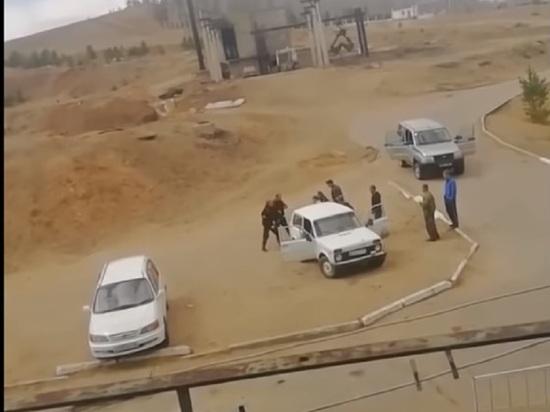 В Забайкалье после драки полицейских начата проверка
