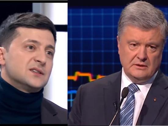 Команда Зеленского сообщает о поддержке курса Порошенко