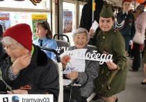 По Улан-Удэ пройдет «Трамвай Победы»