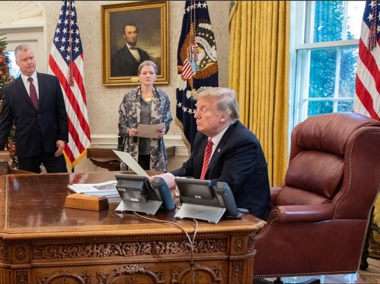 Трамп заявил о стопроцентной поддержке Израиля