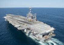 Болтон заявил, что США отправят авианосную группу к берегам Ирана